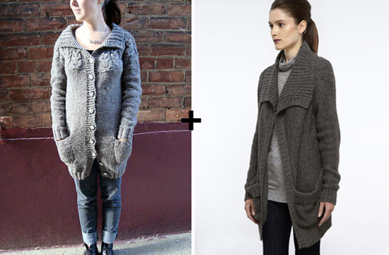 Mixing sweater options