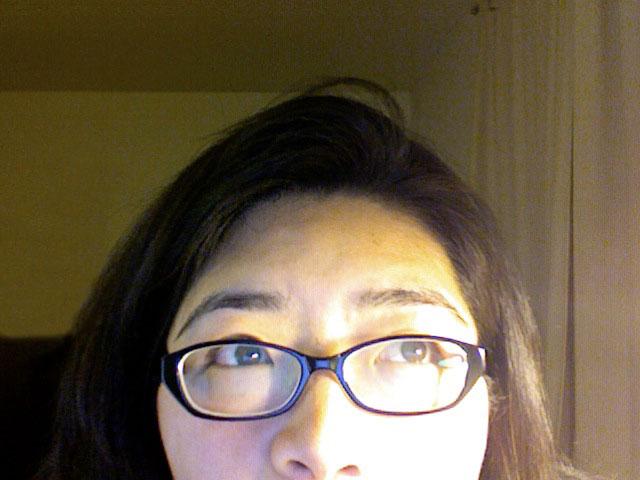 Harper frames from Warby Parker