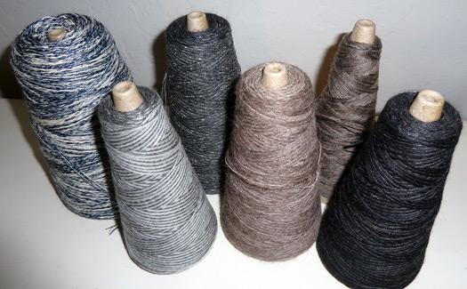 yarncones